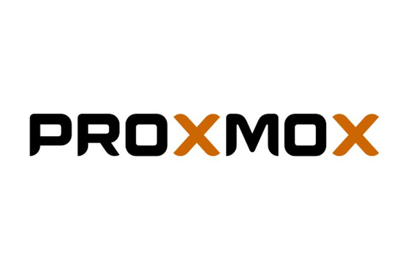 Logo de Proxmox