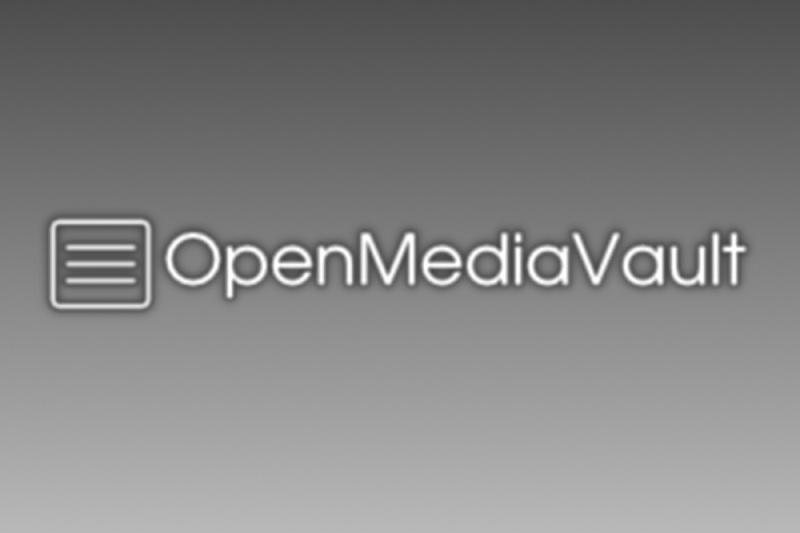 Logo de OpenMediaVault
